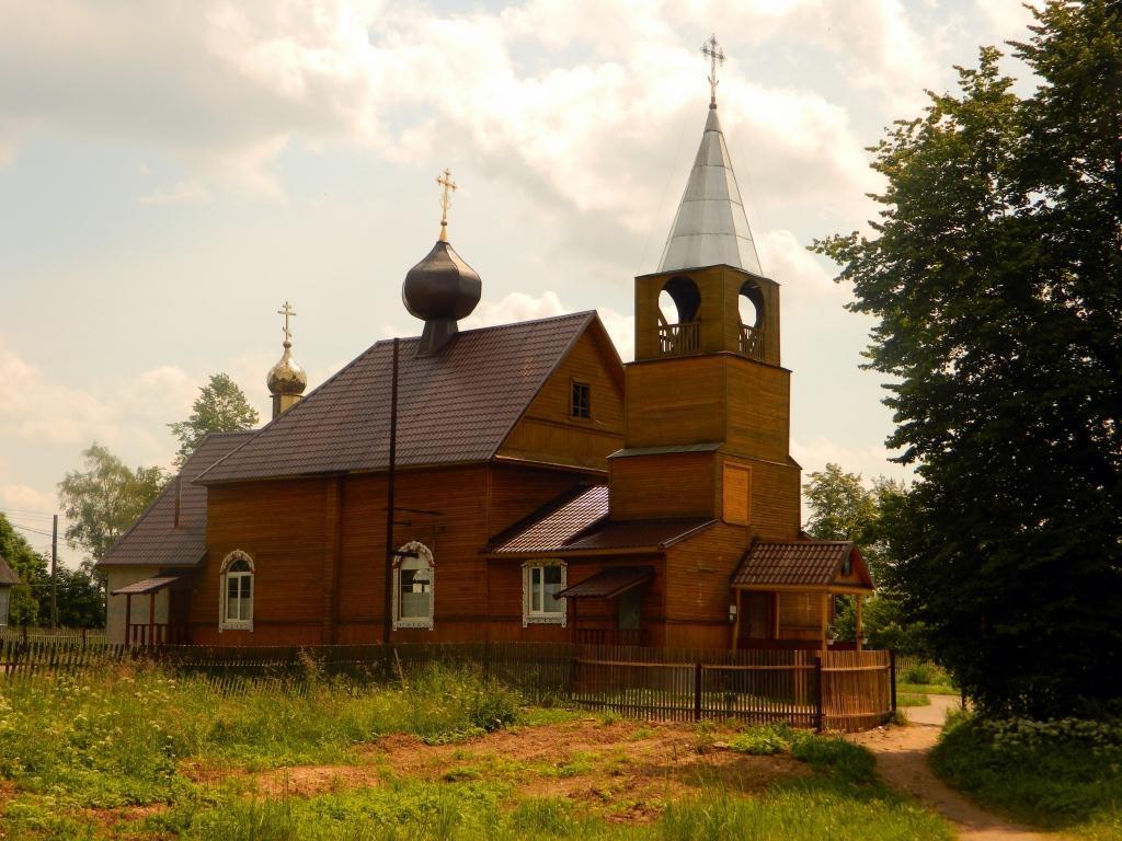 Иово-Тихонская церковь (Фото А. Лельбикс)