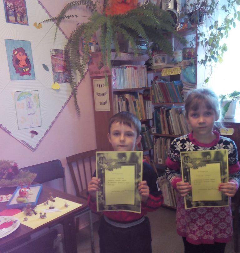 Победители Дима Беляев  и Маша Васильева