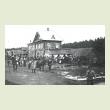 Дом помещиков Кушелевых на правом берегу реки Западная Двина